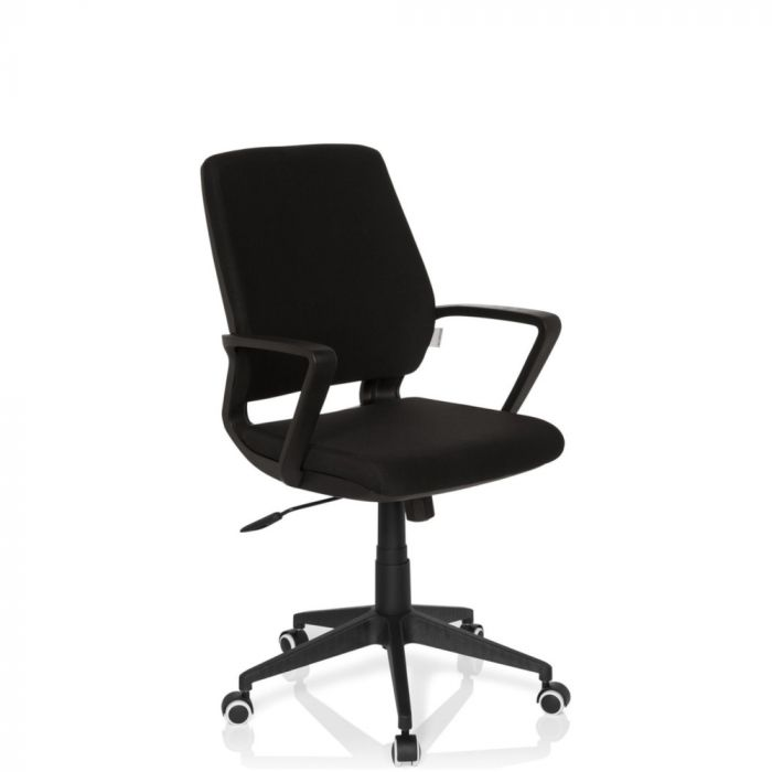 ESTRA BLACK - Sedia da ufficio professionale